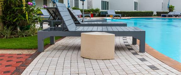 Pavers Over Concrete Pool Deck